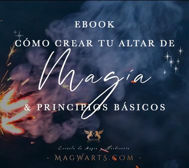 Cómo crear tu Altar de Magia y principios básicos de los hechizos