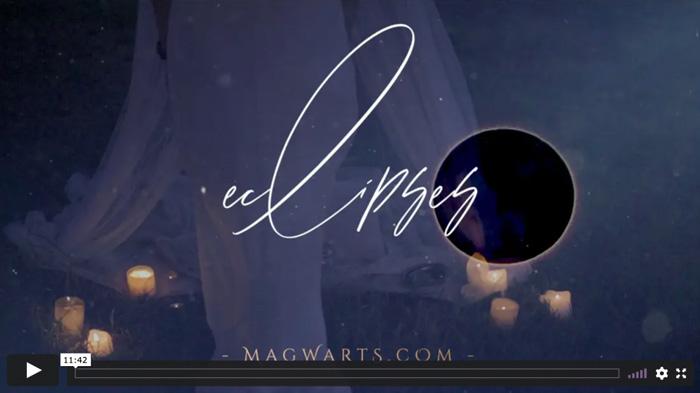 Eclipse Total de Luna - Tarot de María Rituales