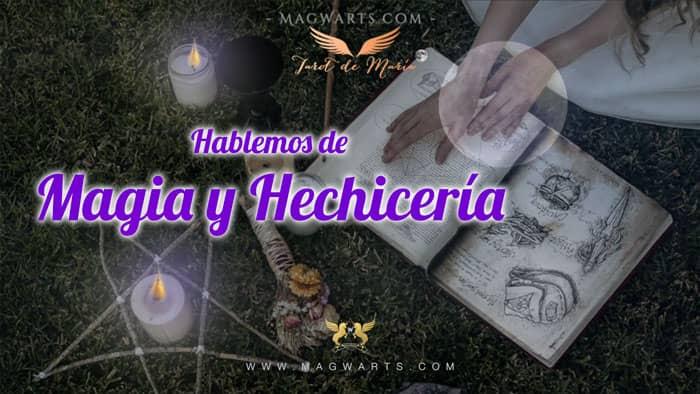 Hablemos de Magia y Hechicería - Tarot de María