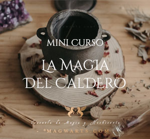 la magia del caldero - curso-magwarts