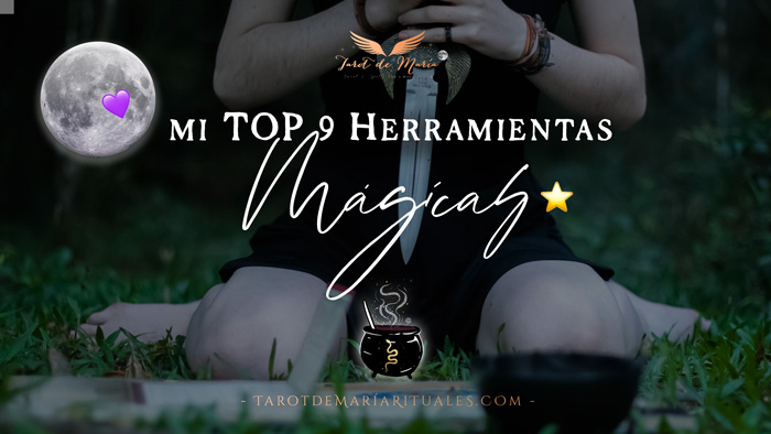 Top 9 Herramientas Magicas Favoritas Basicas