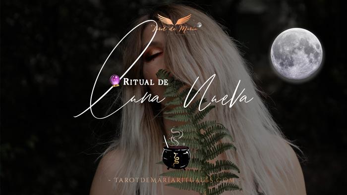 Ritual de Luna Nueva Tarot de María