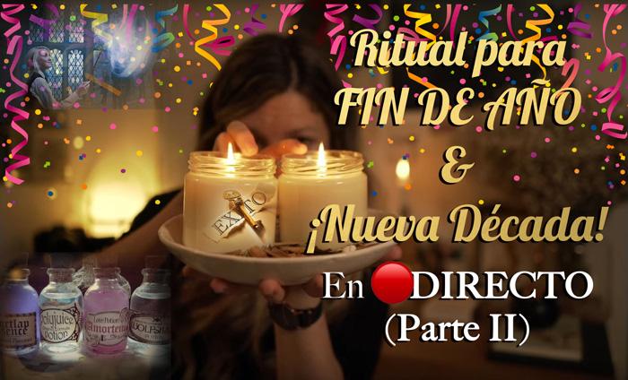 Rituales Fin de Año y Década