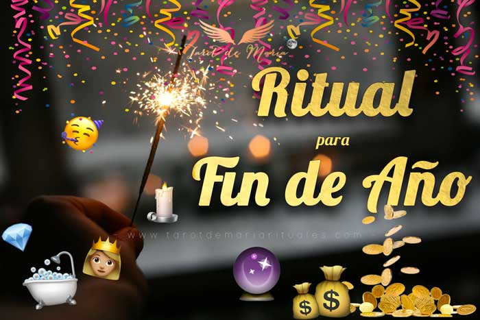 Ritual Fin de Año - Tarot de María